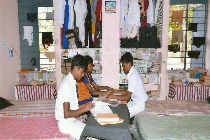 Government Model Higher Secondary School-Hostel