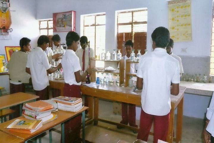Government Model Higher Secondary School-Lab