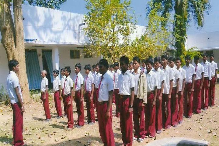 Government Model Higher Secondary School-Prayer