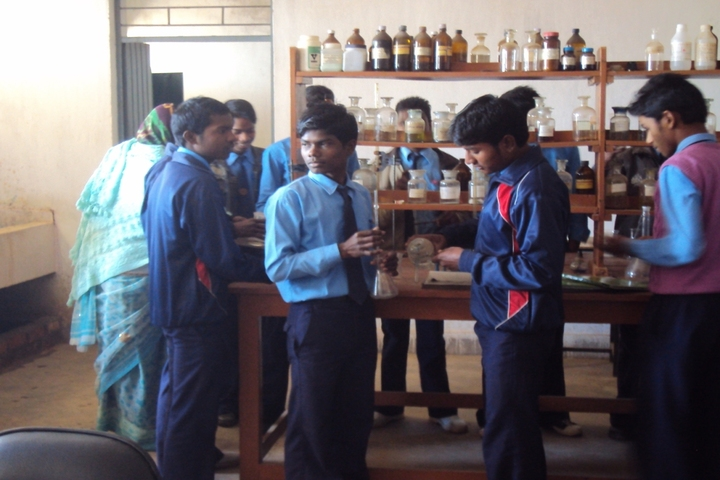 Government Model Higher Secondary School-Chemistry-Lab