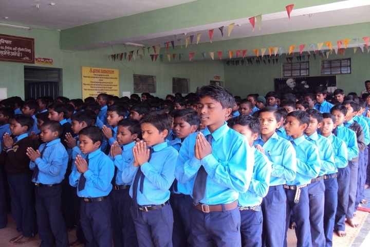 Government Model Higher Secondary School-Prayer-View