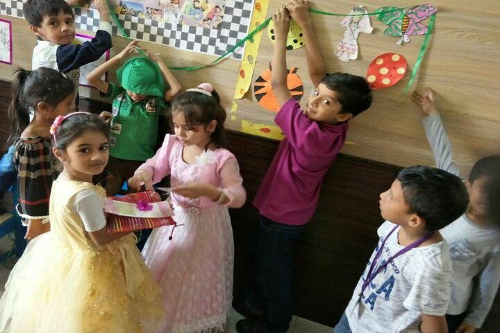 Belvedere Spring School-Art and Craft