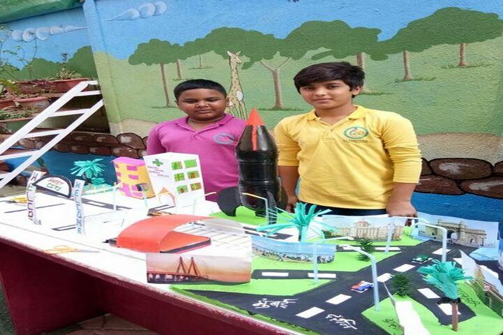 Belvedere Spring School-Exhibitions