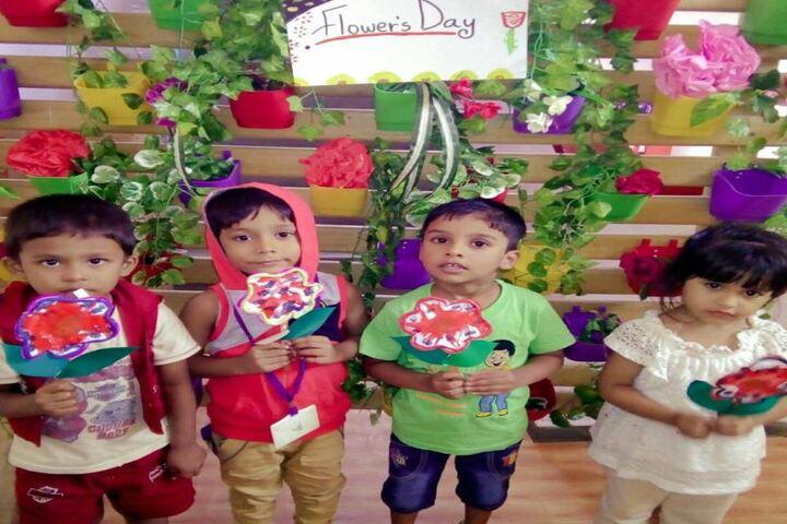 Belvedere Spring School-Flowers Day
