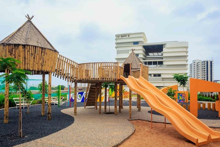 The North Star School-Play Ground