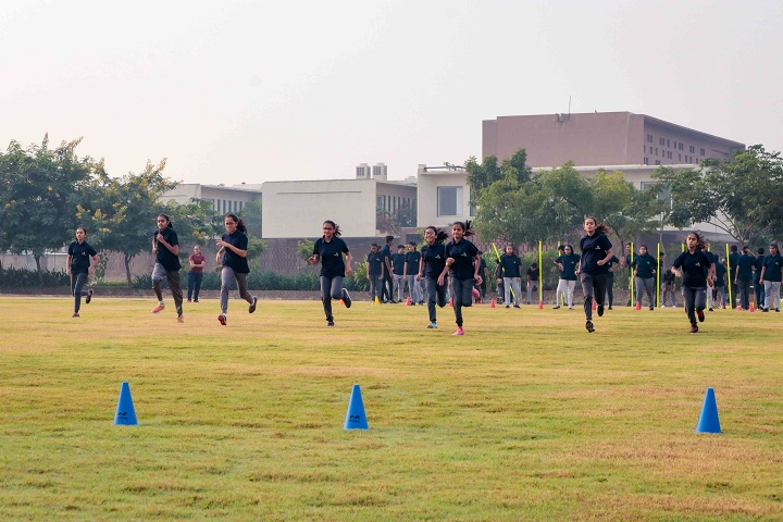 The North Star School-Running Competition