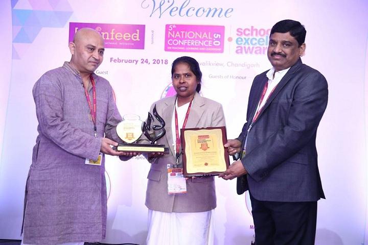 The Plenum School- Award