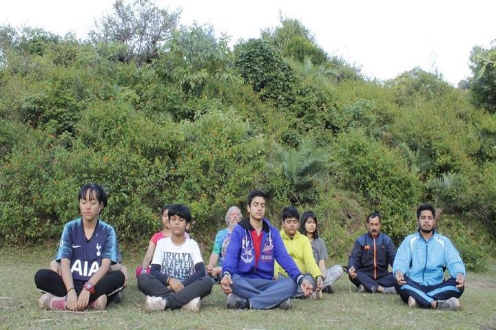 The Plenum School-Yoga