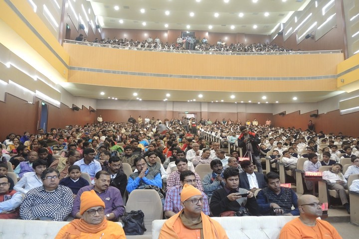 Ramakrishna Mission Vidyalaya-Auditorium