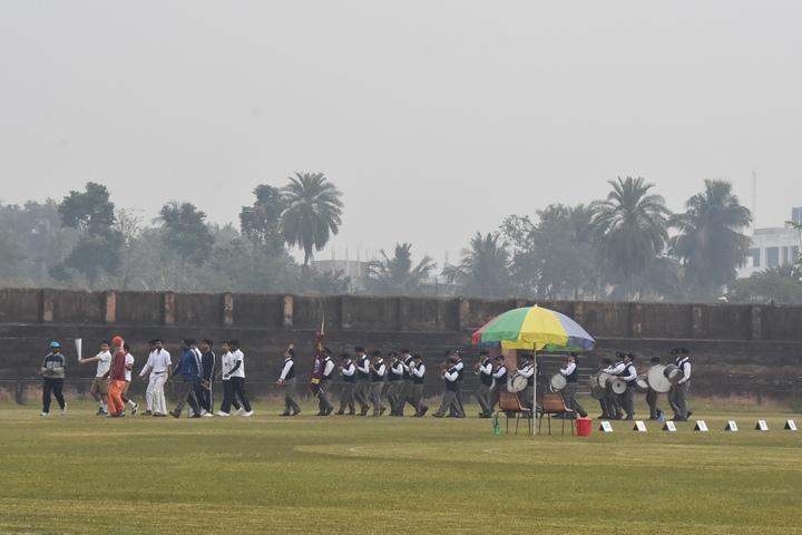Ramakrishna Mission Vidyalaya-Band