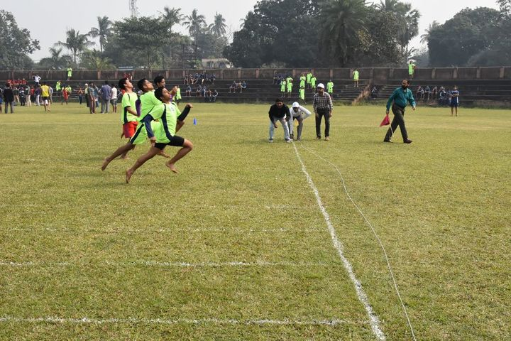 Ramakrishna Mission Vidyalaya-Games