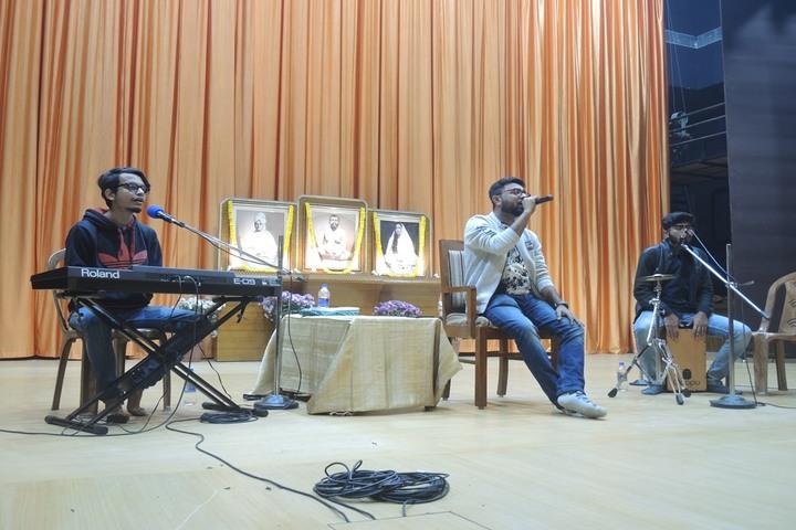 Ramakrishna Mission Vidyalaya-Music