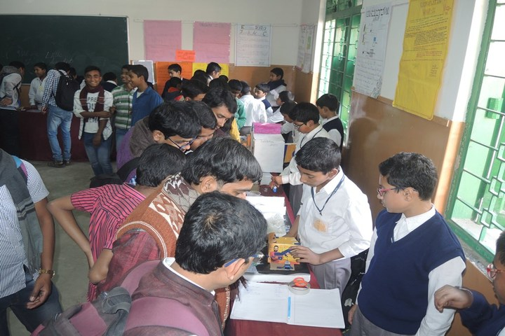 Ramakrishna Mission Vidyalaya-Science Day