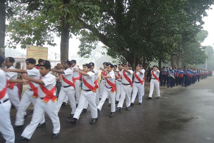 Ramakrishna Mission Vidyalaya-Scouts