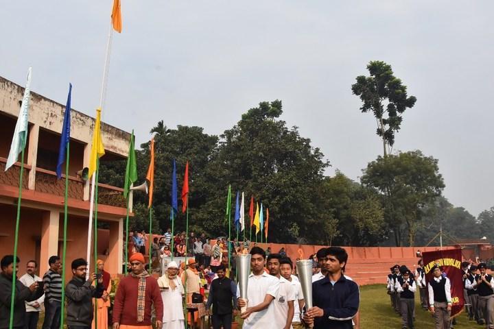 Ramakrishna Mission Vidyalaya-Sports Meet