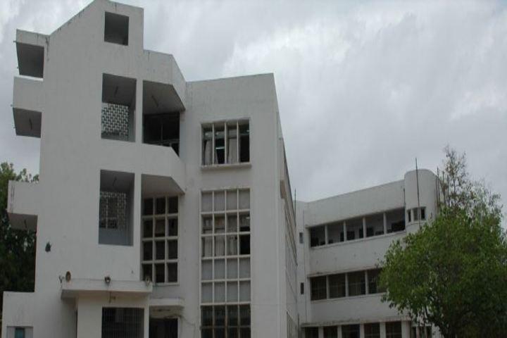 AG High School-School Building