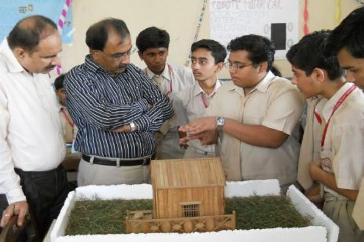 AG High School-Science Exhibition