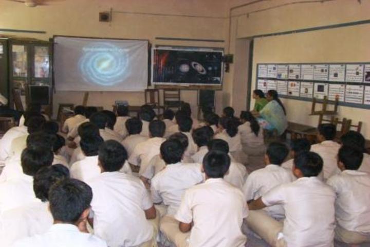 AG High School-Smart Classroom