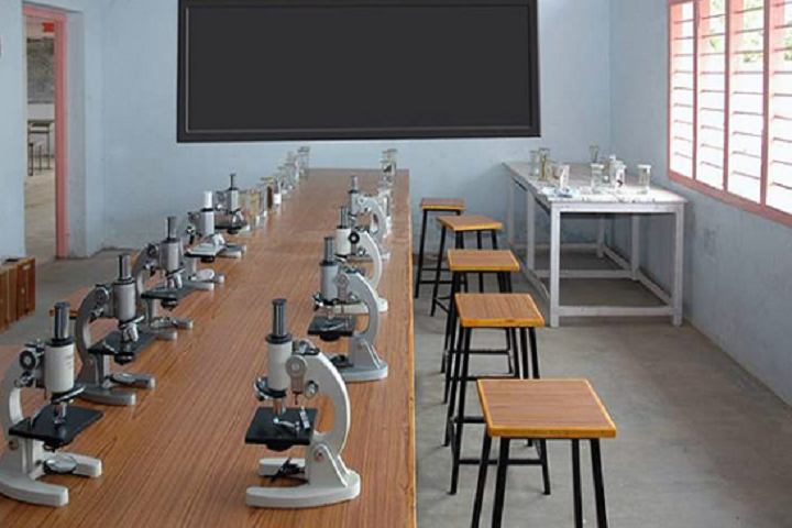 Guardian and Guide English Medium School-Lab