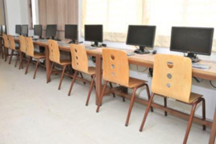 Rajkot Public School-Computer Lab
