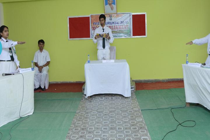 Gurukul Senior Secondary School-Activity