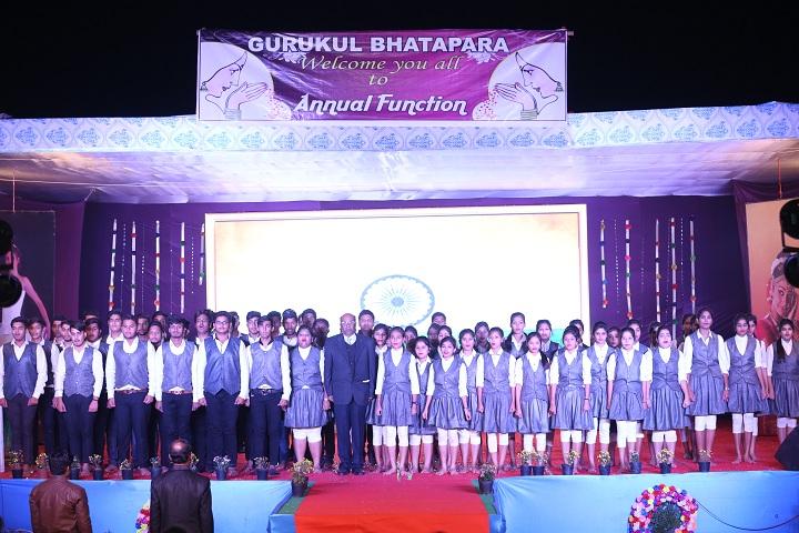 Gurukul Senior Secondary School-Annual Day