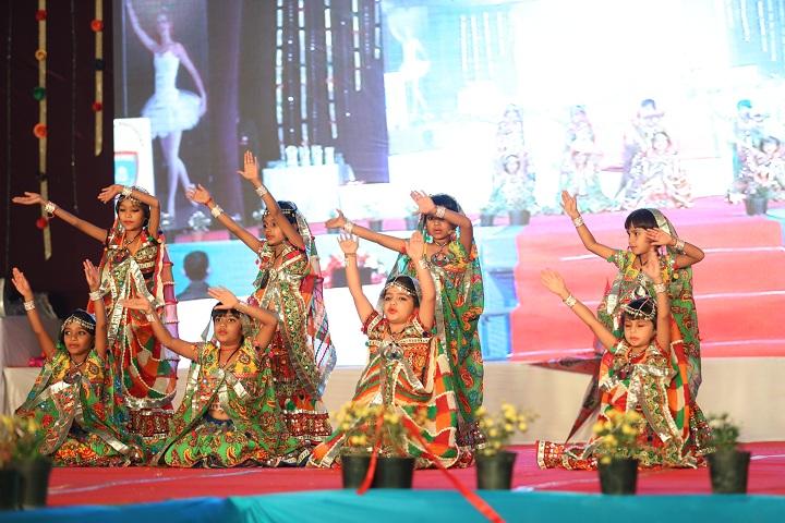 Gurukul Senior Secondary School-Dance