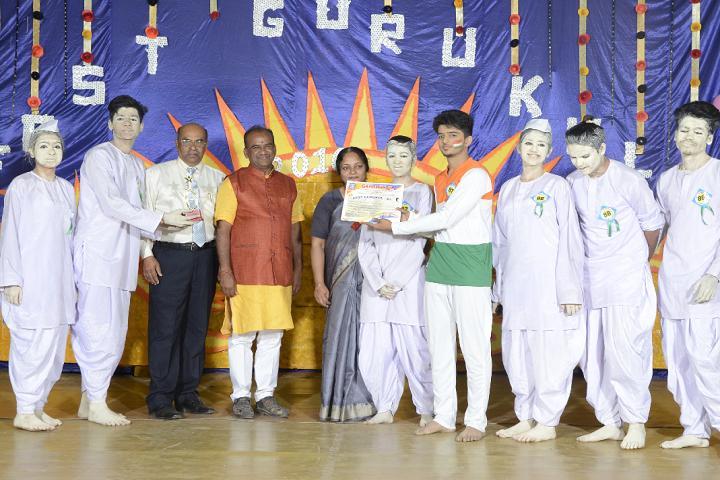 Gurukul Senior Secondary School-Events