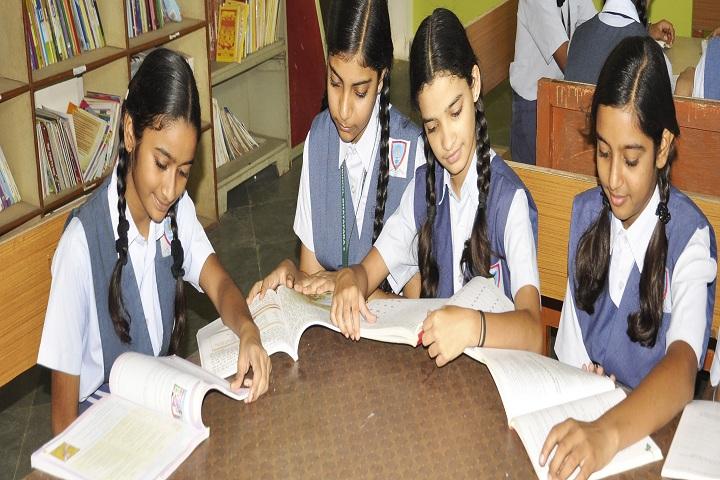 Gurukul Senior Secondary School-Library