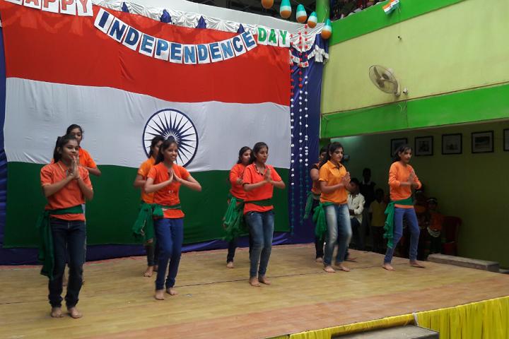 Gurukul Senior Secondary School-Republic Day