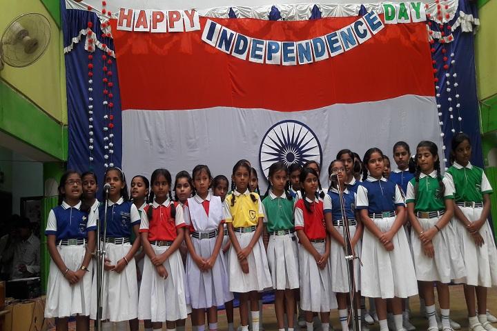 Gurukul Senior Secondary School-Students