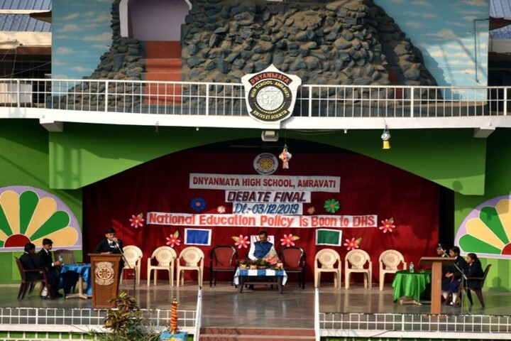 Dnyanmata High School-Debate Competition