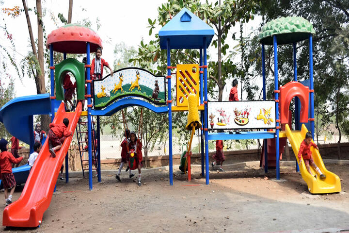Hillgreen High school And Jr College-Play Area