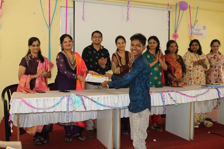 Rajmata Jijau Shikshan Prasarak Mandals Junior College-Childrens Day Celebration