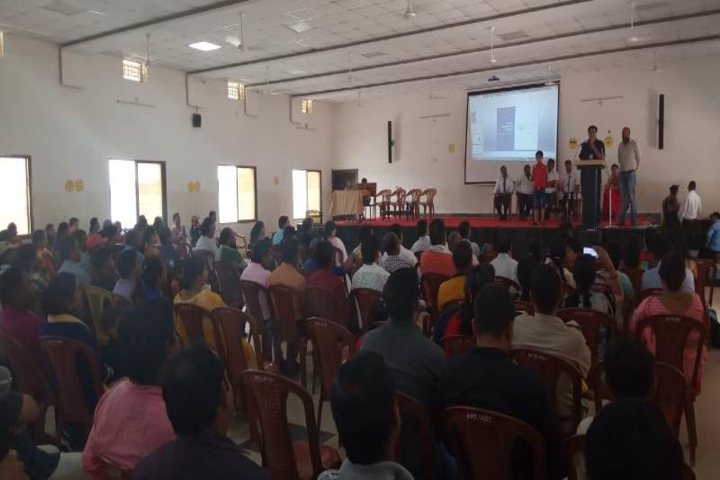 Hasdeo Public School-Auditorium