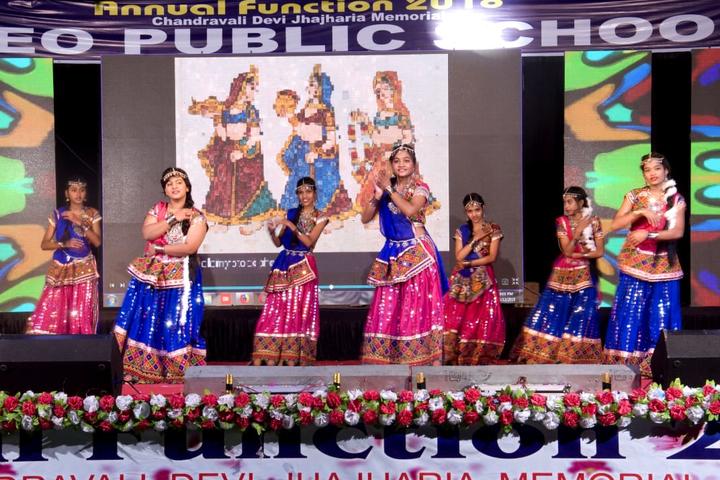 Hasdeo Public School-Dance
