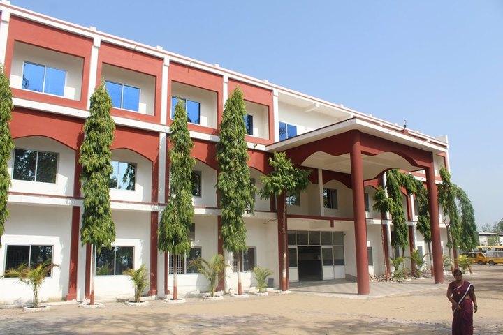 Hasdeo Public School-Entrance-View