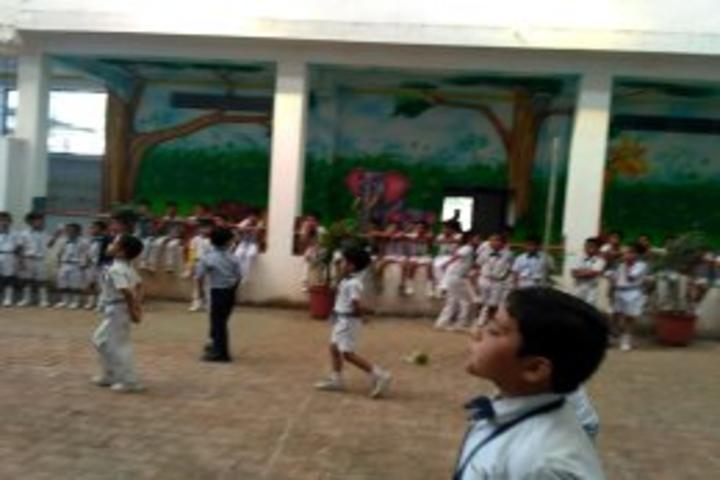 Hasdeo Public School-Games