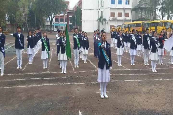 Hasdeo Public School-Investiture-Ceremony