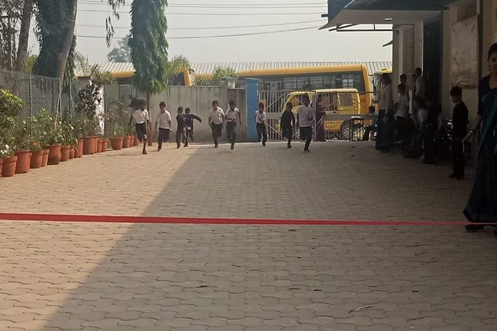 Hasdeo Public School-Sports
