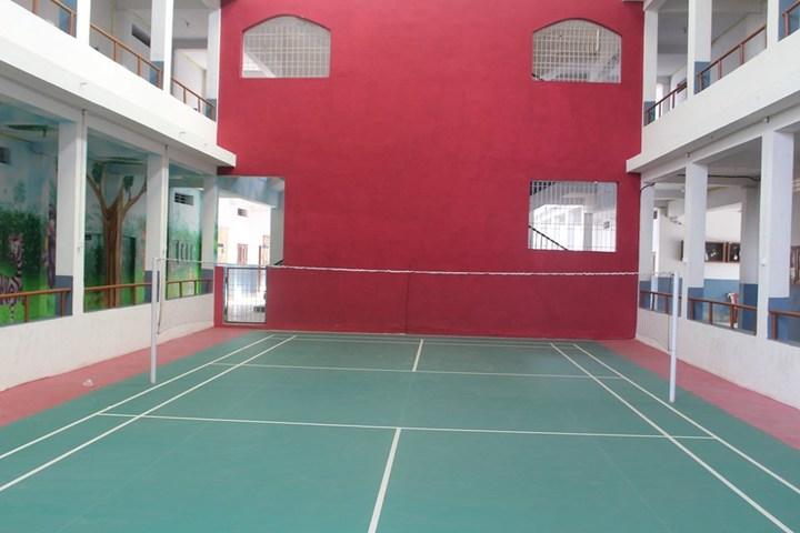 Hasdeo Public School-Tennis-Court