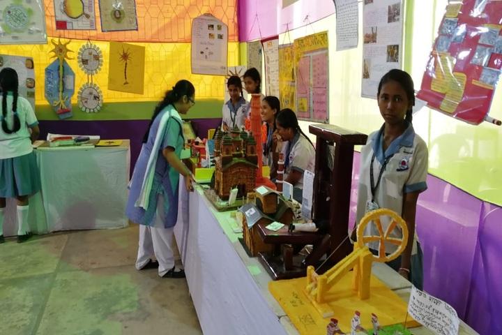 Beltala Girls High School-Science Exhibition