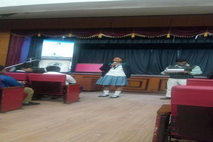 Beltala Girls High School-Speech