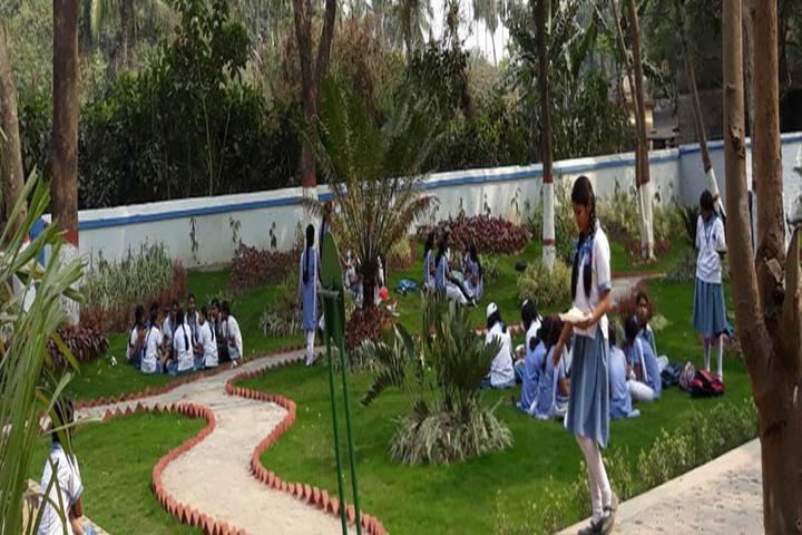 Beltala Girls High School-Study Area