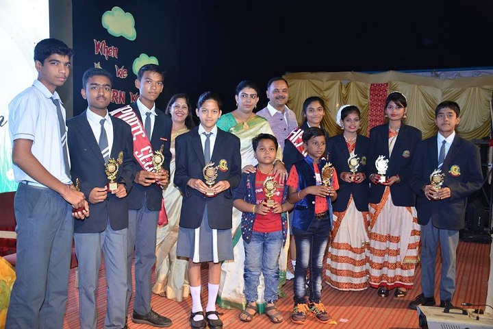 Heritage International Public School-Achievement