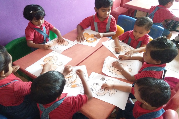 Heritage International Public School-Activities