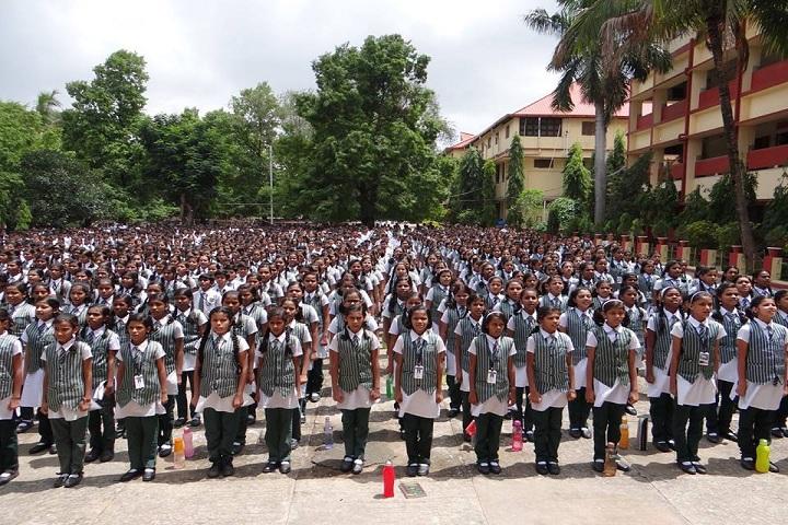 Holy Cross Convent Senior Secondary School-Assembly