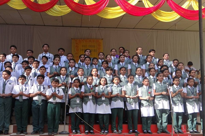 Holy Cross Convent Senior Secondary School-Singing Competition