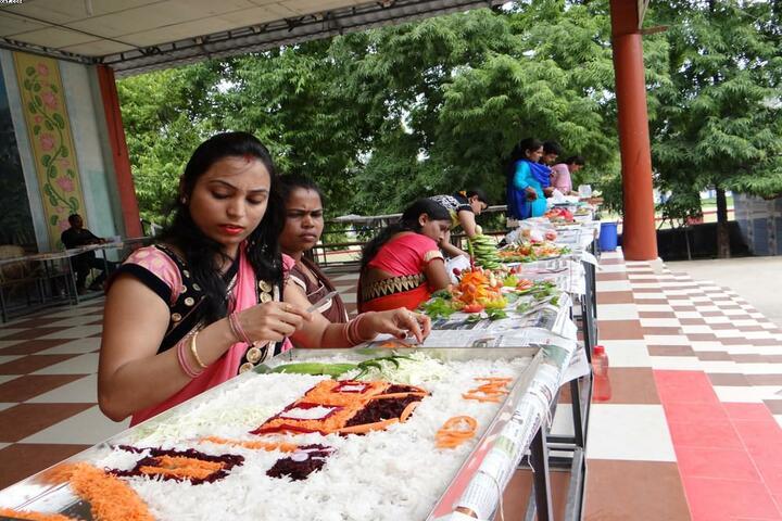 Holy Cross Convent Senior Secondary School-Food Carnival