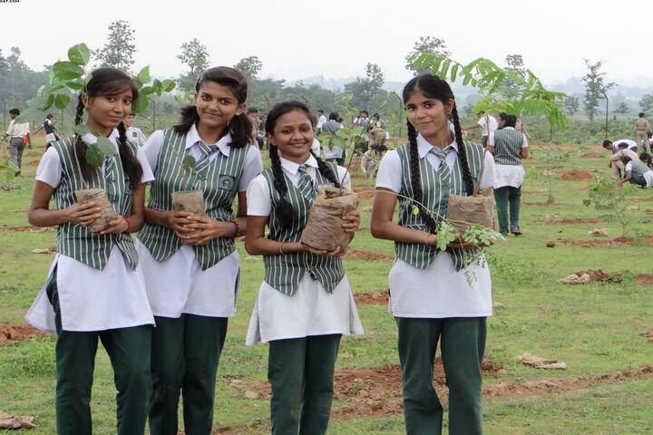 Holy Cross Convent Senior Secondary School-Plantation